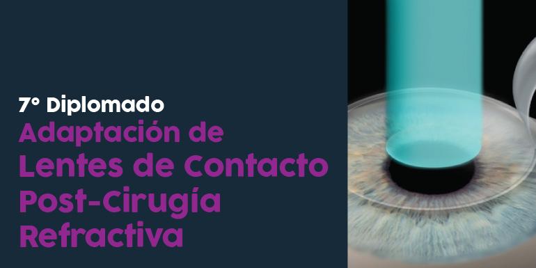 Adaptación de Lentes de Contacto Post-Cirugía Refractiva
