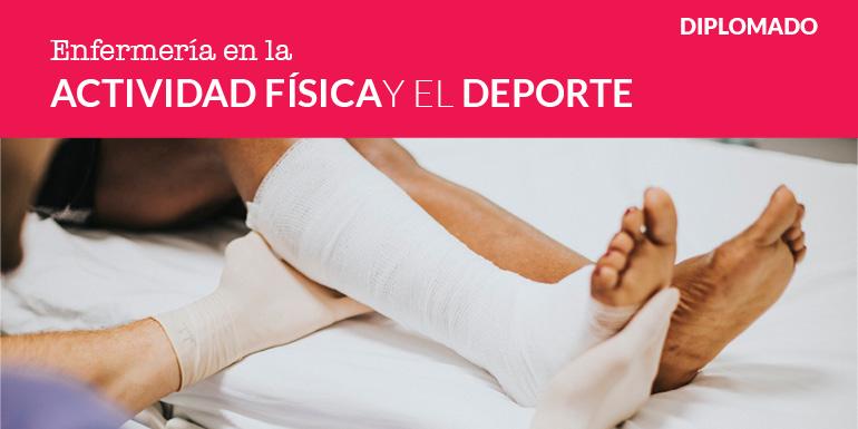Enfermería en la Actividad Física y el Deporte