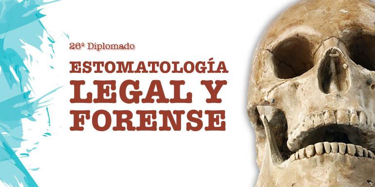 Estomatología Legal y Forense