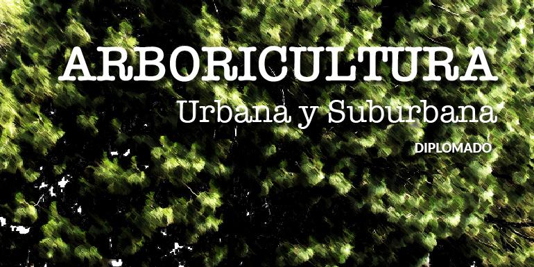 Arboricultura Urbana y Suburbana