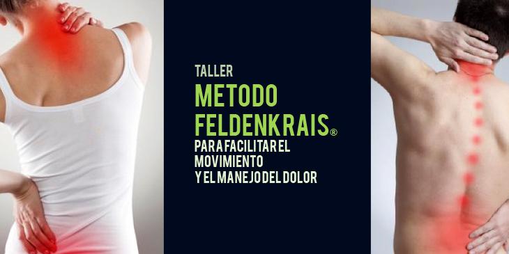Método Feldenkrais para Facilitar el Movimiento y el Manejo del Dolor