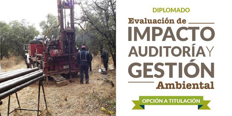 Evaluación de Impacto, Auditoría y Gestión Ambiental