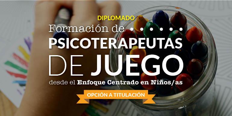 Formación de Psicoterapeutas de Juego desde el Enfoque Centrado en el Niño/a