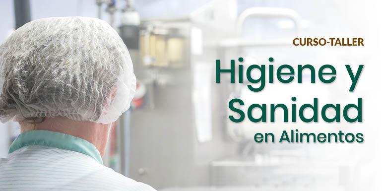 Higiene y Sanidad en Alimentos