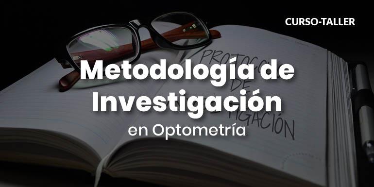 Metodología de la Investigación en Optometría