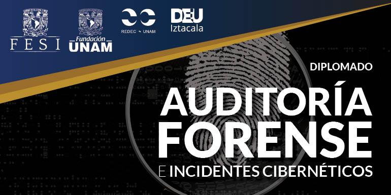 Auditoría Forense e Incidentes Cibernéticos